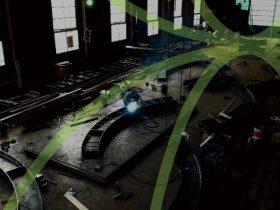 「晴マキ(マキは木へんに皮)幸一展 Springfield」入善町 下山芸術の森 発電所美術館