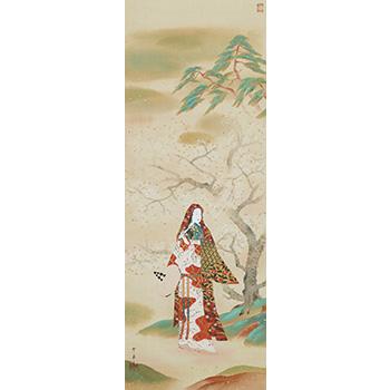 桜狩 1928年(昭和3) 個人蔵