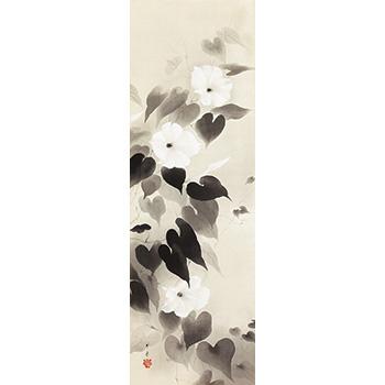 夕顔図 1935年(昭和10) 京都府立堂本印象美術館蔵
