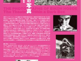「細江英公の写真:暗箱のなかの劇場」清里フォトアートミュージアム