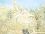 特別陳列「没後40年 瀬戸内の四季森谷南人子の世界」笠岡市立竹喬美術館