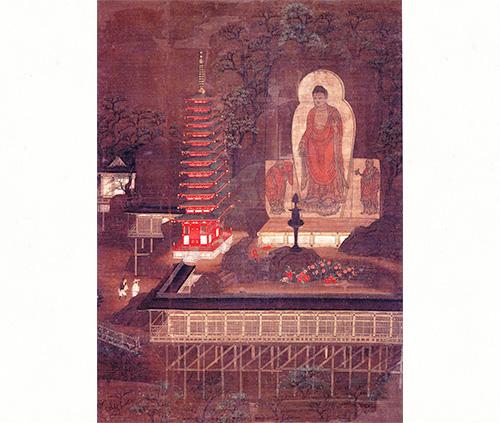 笠置曼荼羅図