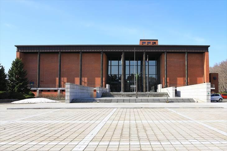 北海道博物館-札幌市-北海道