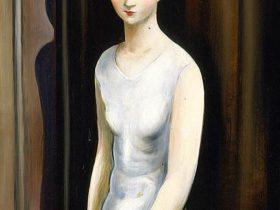 モイズ・キスリング 《赤毛の女》 1929年 ASSOCIATION DES AMIS DU PETIT PALAIS, GENEVE