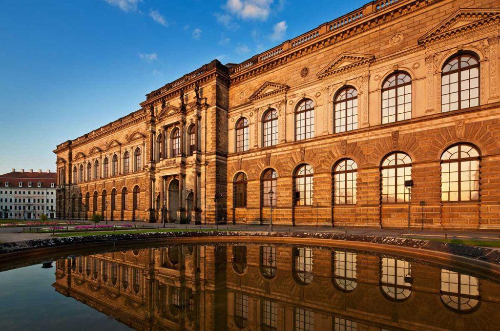 ドレスデン国立古典絵画館 © SKD, photo: Kreische/Boswank