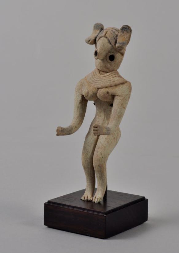 《女性土偶》パキスタン 紀元前3000-前2500年頃 森田コレクション