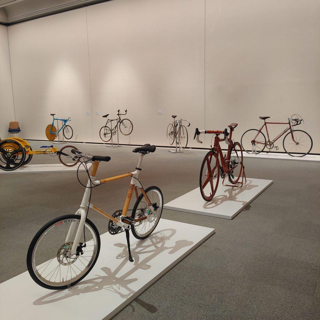 「自転車のある情景 ART SCENE WITH BICYCLES」徳島県立近代美術館