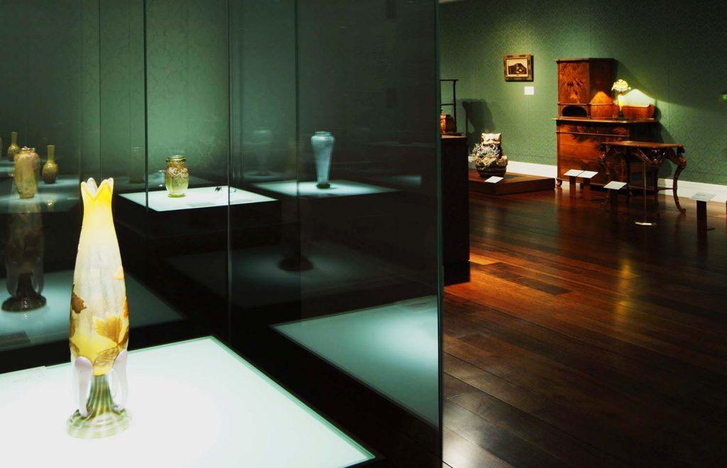 4階展示室(イメージ)