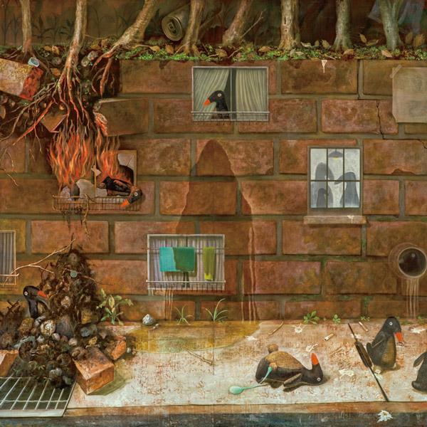 フィレンツェ美術アカデミア賞 と或る道端の世間 中村 文俊