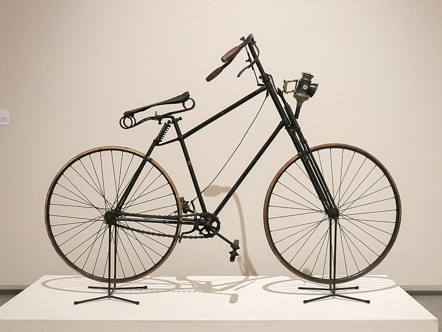 セーフティー・バイシクル自転車博物館サイクルセンター蔵