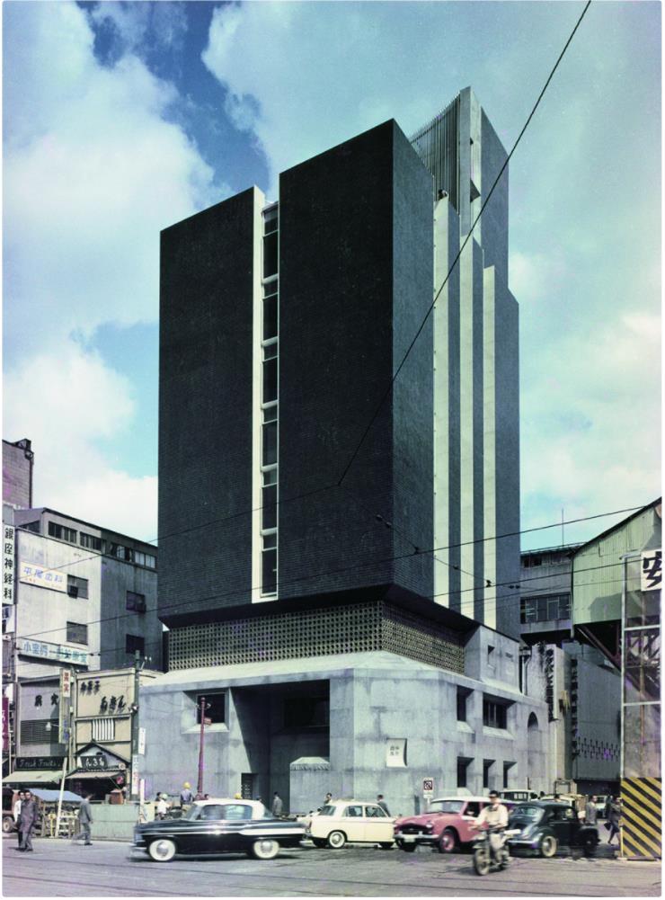 《親和銀行東京支店》1962~63年頃