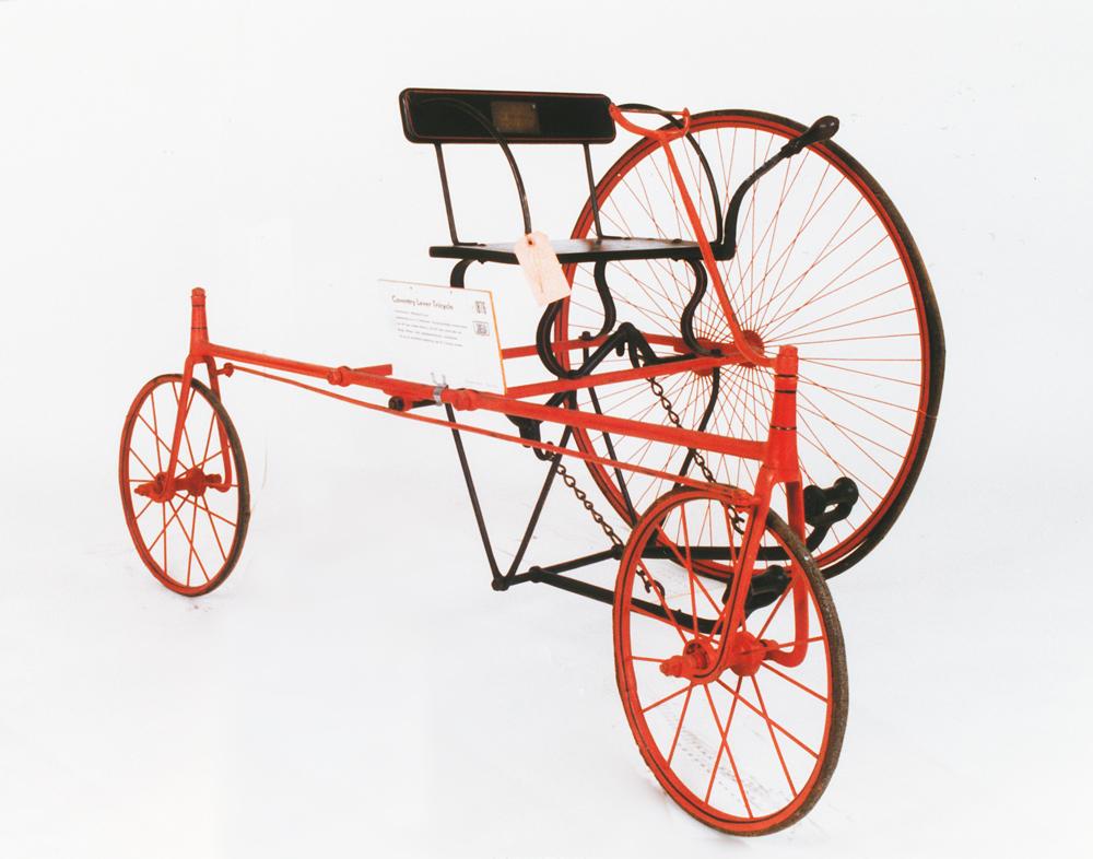 トライシクル自転車博物館サイクルセンター蔵