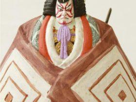 「名人小島与一展~魂をうつされた博多人形たち~」博多町家」