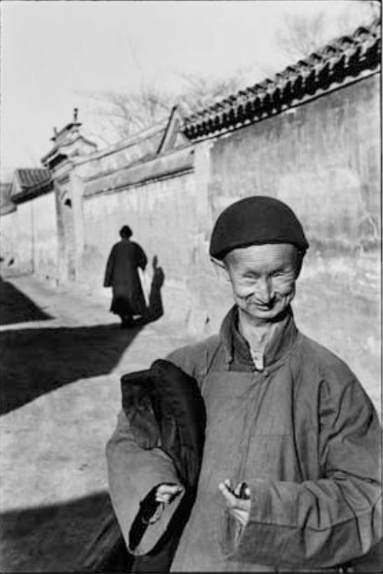 最後の宦官、北京 1948年
