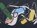 大橋麻里子 「Movement16」 M6号 木枠に綿布・アクリル・メディウム 税込66,000円