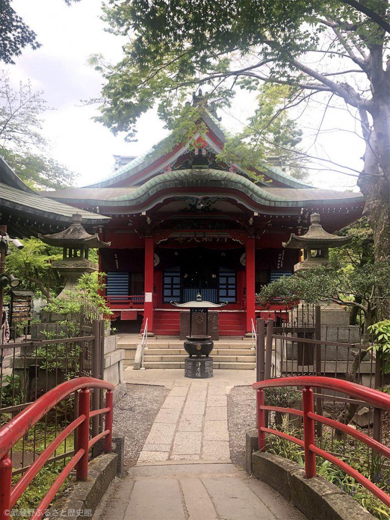 「井の頭の民俗」武蔵野市立武蔵野ふるさと歴史館