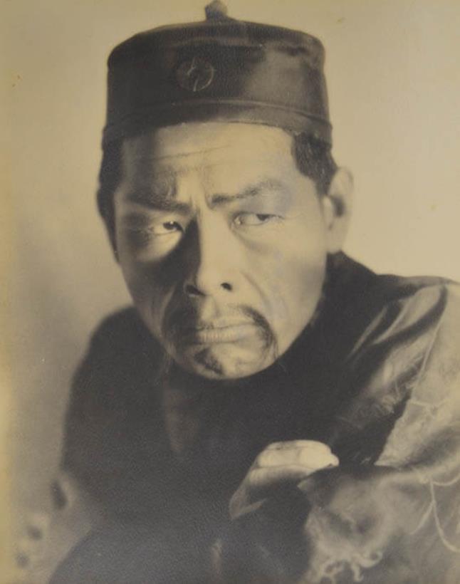 俳優時代の平川