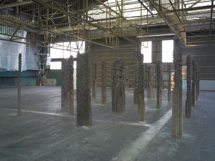 双影景, 2008 撮影:山本糾