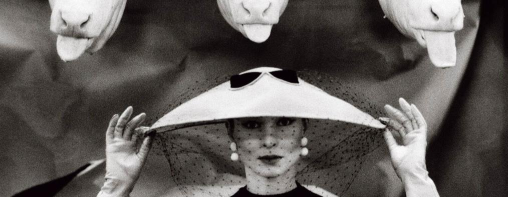 Vogue France, Paris, February 1955 © The Guy Bourdin Estate 2021 Courtesy of Louise Alexander Gallery