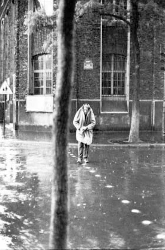 アルベルト・ジャコメッティ 1961年