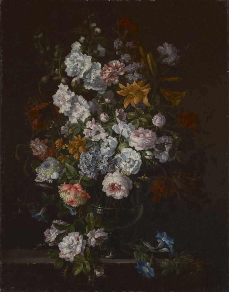 ジャン=バティスト・モノワイエ 《花》 17世紀