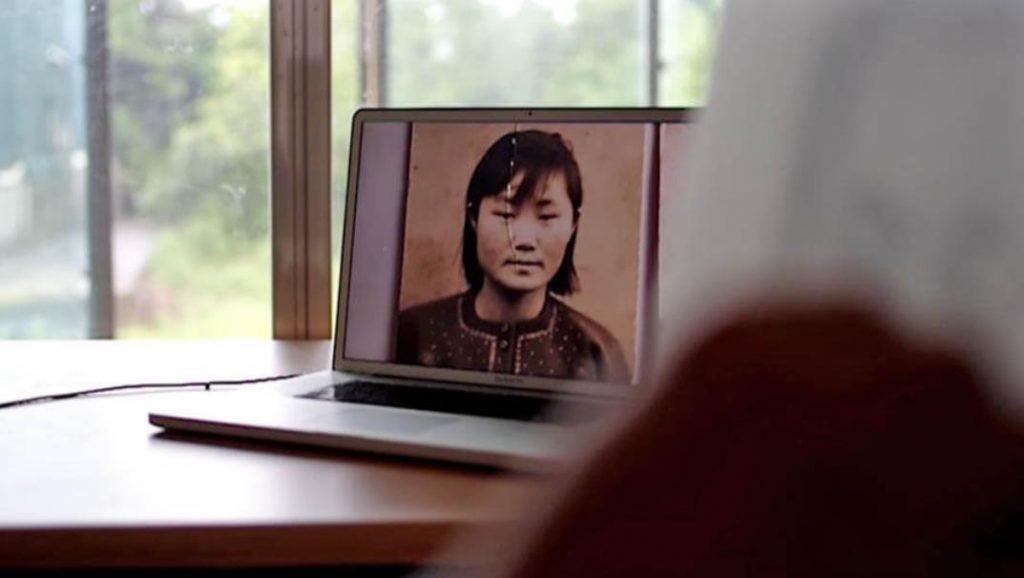 コ・スンウク≪未知の肖像≫ビデオ(2018)©Koh Seung Wook