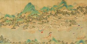 「琉球国図」