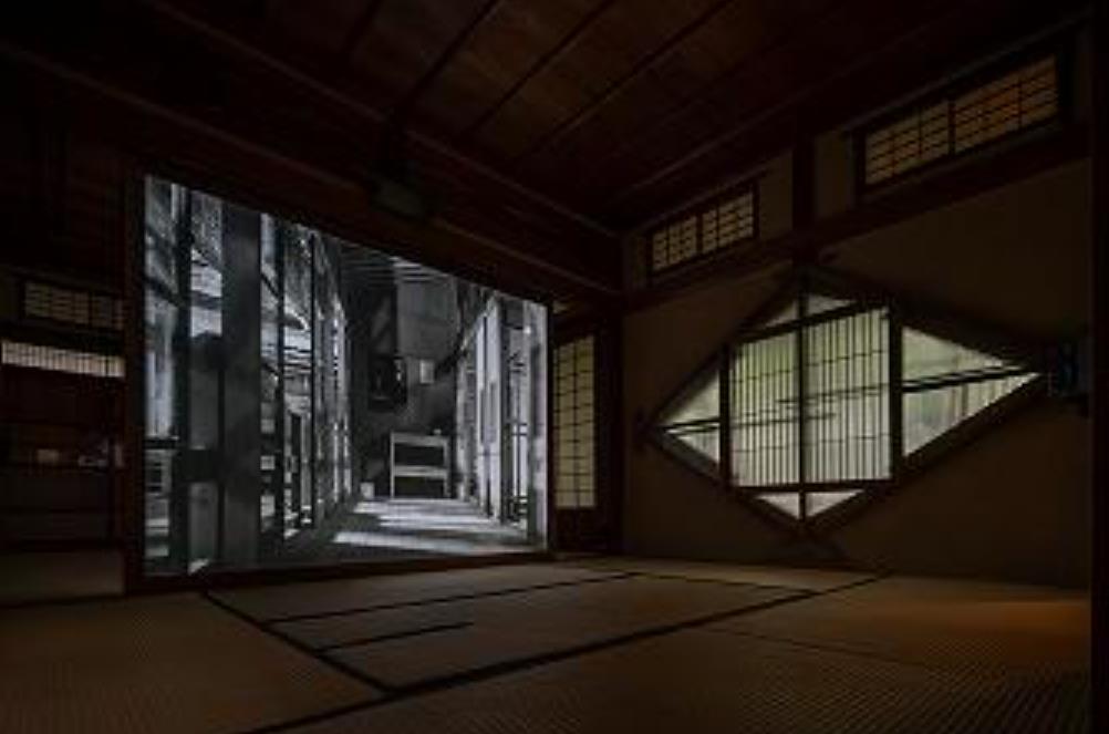 ホー・ツーニェン《旅館アポリア》2019年 Photographed by Tololo Studio ©Ho Tzu Nyen This work was supported by Aichi Triennale 2019