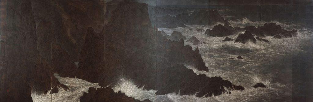 箱崎睦昌「佐渡」 2012年 茨城県近代美術館