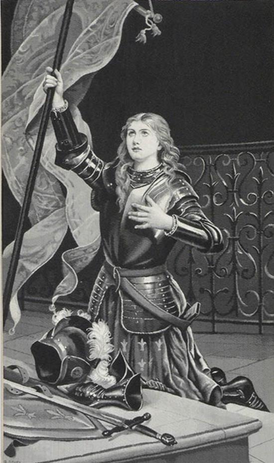 絵画織「ロミオとジュリエット」フランス サン・エチエンヌ ネイレ・フレール社 20世紀初め