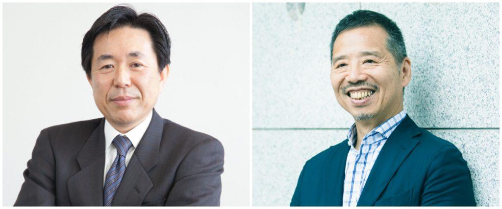 右:KAMADO Inc. (photo by Yuba Hayashi)