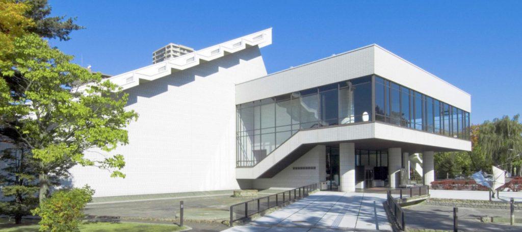 北海道立近代美術館-中央区-札幌市-北海道