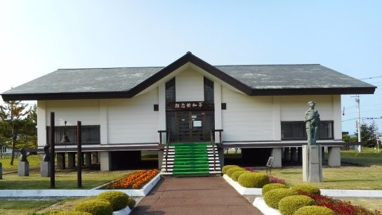 平和祈念館-長万部町-山越郡-北海道