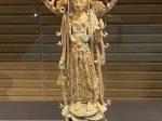 勢至菩薩立像-中国の仏像-東洋館-東京国立博物館-東京