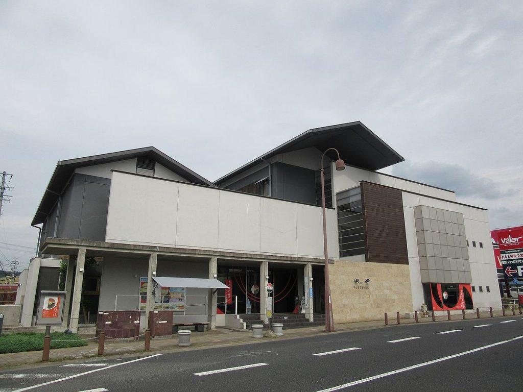 中山道広重美術館-恵那市-岐阜県