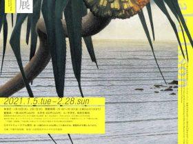 川村コレクション受贈記念「田中一村展 ―千葉市美術館収蔵全作品」千葉市美術館