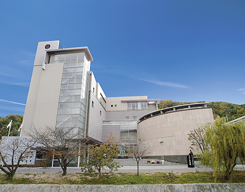 なかた美術館-潮見町-尾道市-広島県