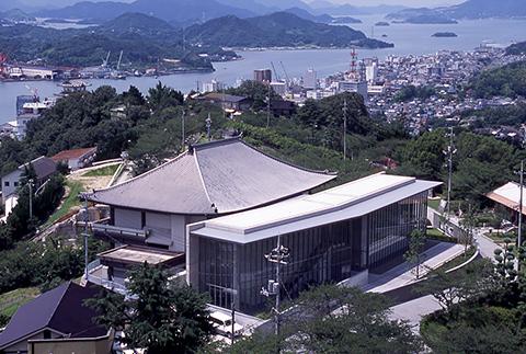尾道市立美術館-西土堂町-尾道市-広島県