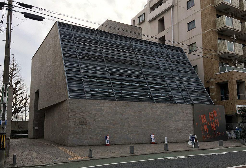文京区立森鴎外記念館-文京区-東京都