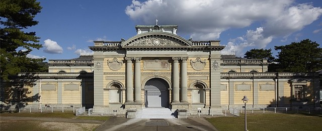 奈良国立博物館-登大路町-奈良市-奈良県