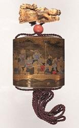 企画展 「匠の技・百花繚乱―細部に宿る日本の美―」林原美術館