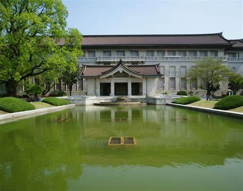 東京国立博物館-台東区-東京都