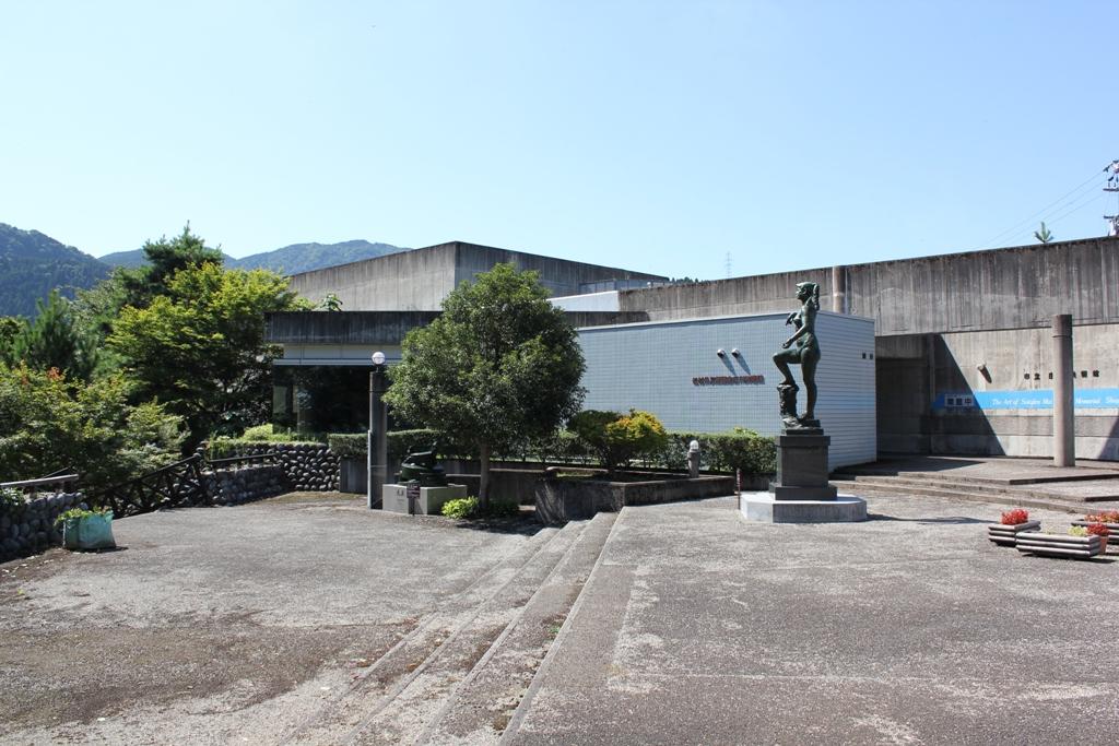 松村外次郎記念庄川美術館-砺波市-富山県