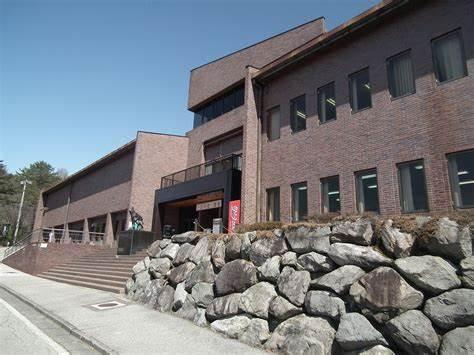 大町山岳博物館-大町市-長野県