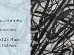 「大山エンリコイサム展 夜光雲」神奈川県民ホールギャラリー