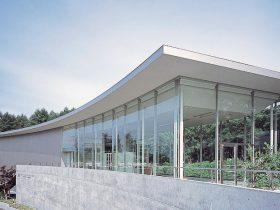 平山郁夫シルクロード美術館-北杜市-山梨県