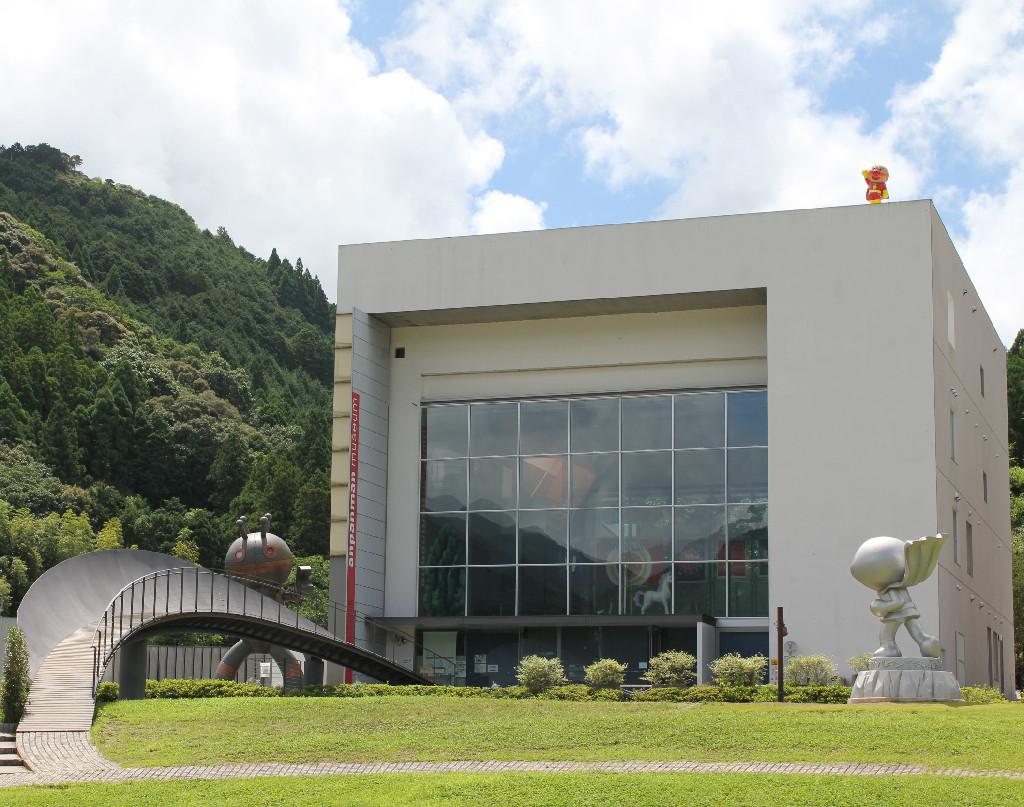 香美市立やなせたかし記念館アンパンマンミュージアム-香美市-高知県