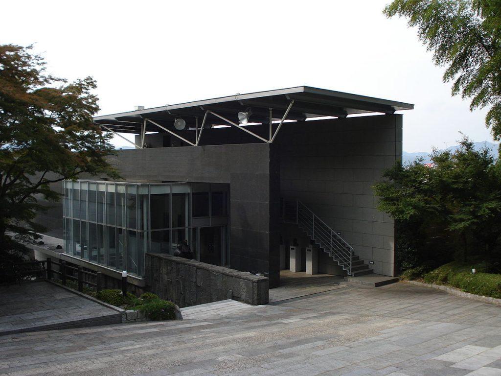 笠間日動美術館-笠間市-茨城県