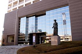 足利市立美術館-足利市-栃木県