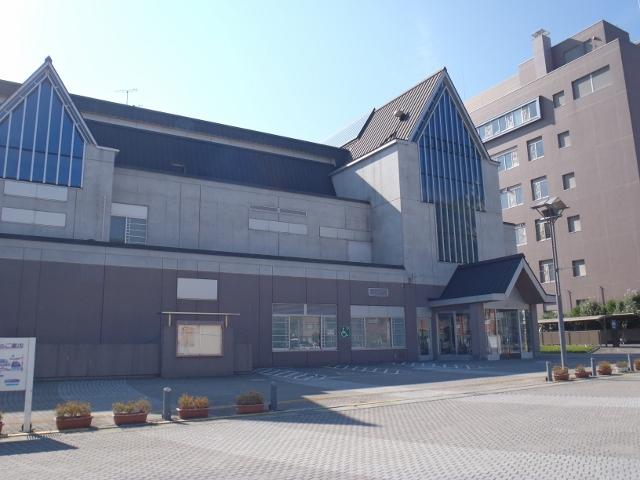 福田繁雄デザイン館-二戸市-岩手県